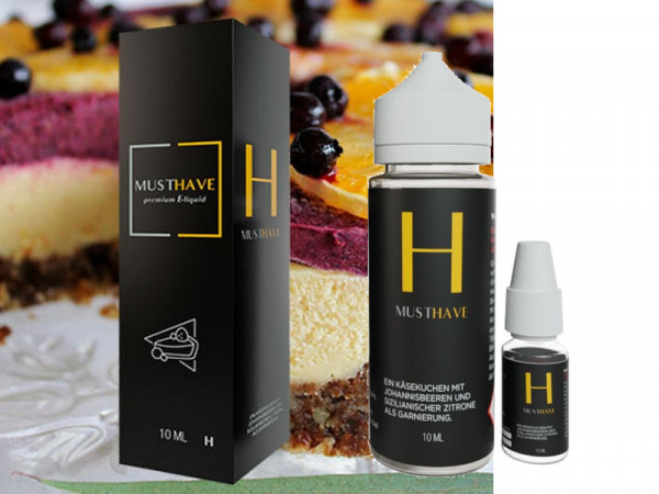 Must Have H Aroma Set