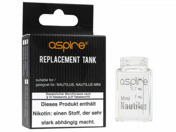 Aspire Mini Ersatzglastank