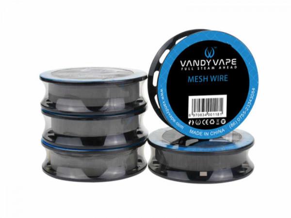 Vandy-Vape-SS316L-Mesh-Wire-400-1,5Meter