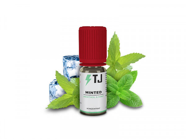 T-Juice Menthol and Mint Minted Aroma