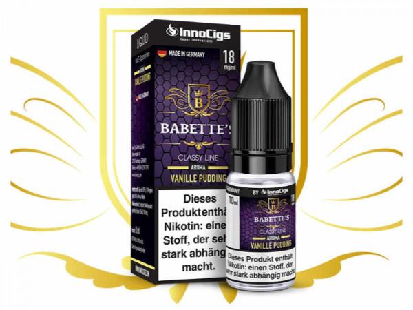 InnoCigs-Classy-Line-Liquid-Babette´s-Vanillepudding-10ml-kaufen