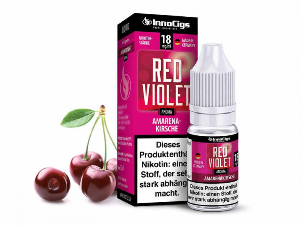 InnoCigs-Red-Violet-Amarenakirsche-E-Liquid-10ml