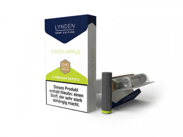 LYNDEN Depots Green Apple