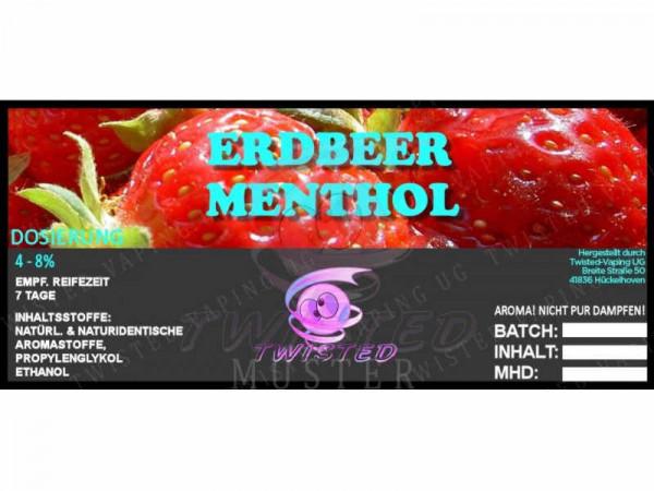Twisted-Aroma-Erdbeer-Menthol-10ml