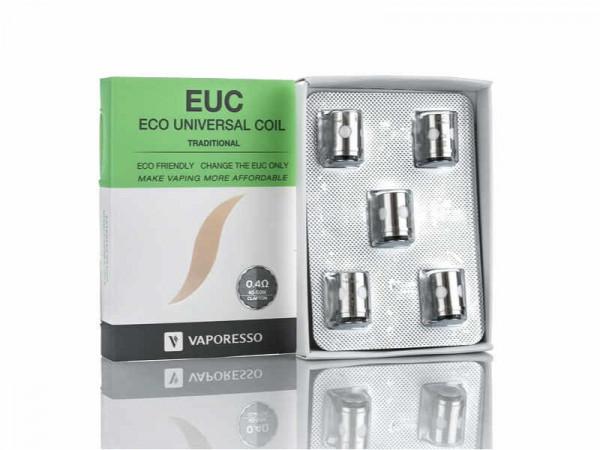 Vaporesso EUC Coils - Traditional