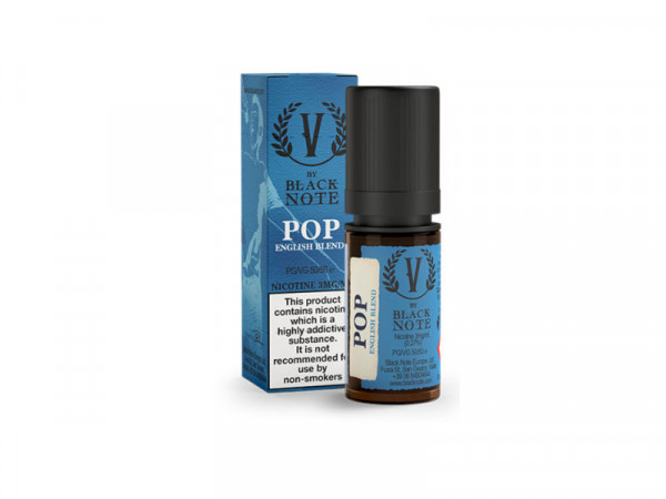 V by Black Note Pop English Blend