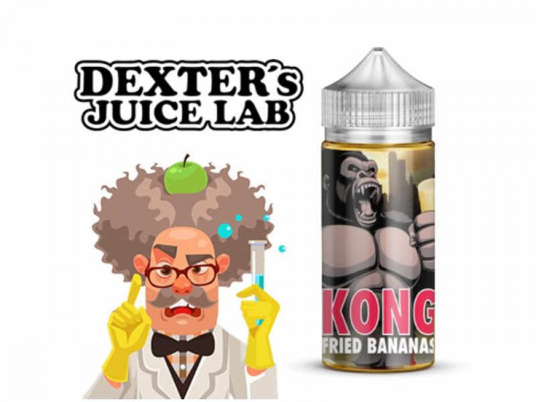 Dexter´s-Juice-Lab-Kong-Shake-and-Vape-Liquid