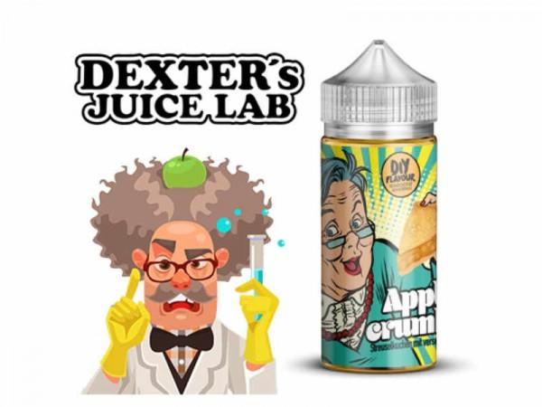 Dexter´s-Juice-Lab-Apple-Crumble-Shake-and-Vape-Liquid