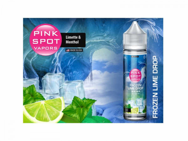 Pink-Spot-Frozen-Lime-Drop-50ml-Liquid