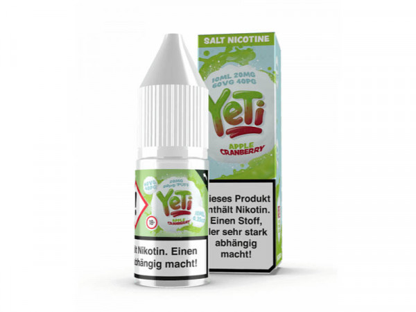 Yeti-Apple-Cranberry-Nikotinsalz-Liquid-10ml-kaufen