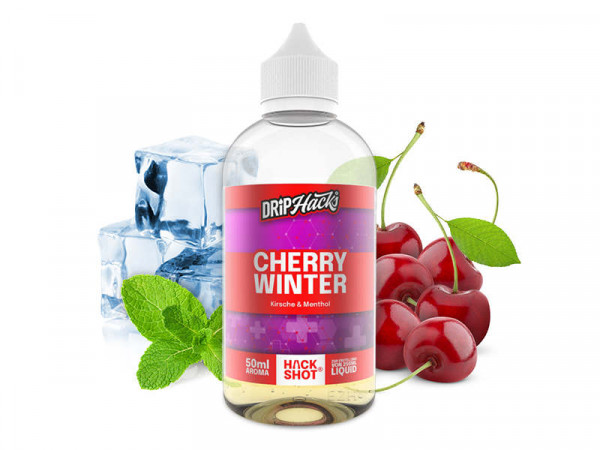 DripHacks Cherry Winter Aroma 50ml