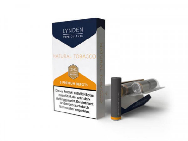 LYNDEN Depots Natural Tobacco