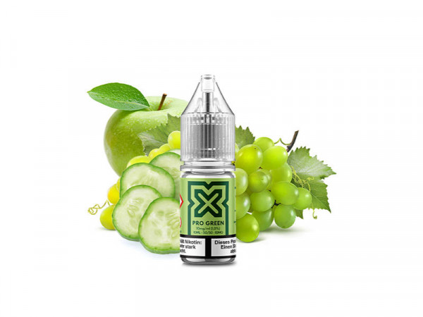 Pod-Salt-X-Pro-Green-Nikotinsalz-Liquid-10ml