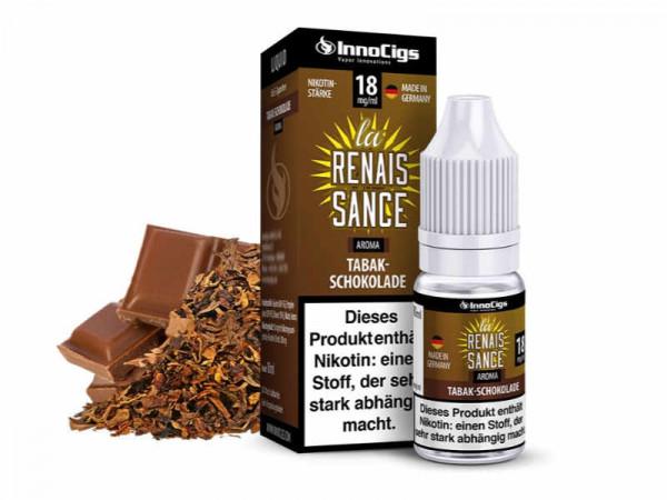 InnoCigs-La-Renaissance-Tabak-Schokolade-E-Liquid-10ml