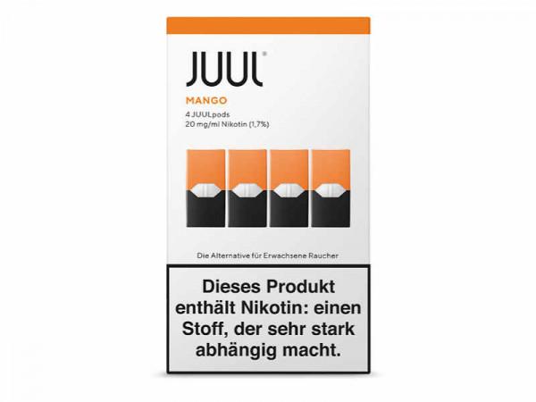 JUUL-Pods-kaufen-Mango-Liquidpod-4er-Pack