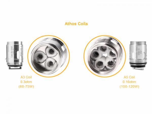 Aspire Athos Ersatz Coils
