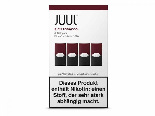JUUL-Pods-kaufen-Rich-Tobacco-Liquidpods-4er-Pack