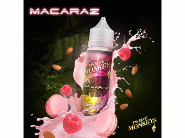 Twelve-Monkeys-Macaraz-50ml-Liquid