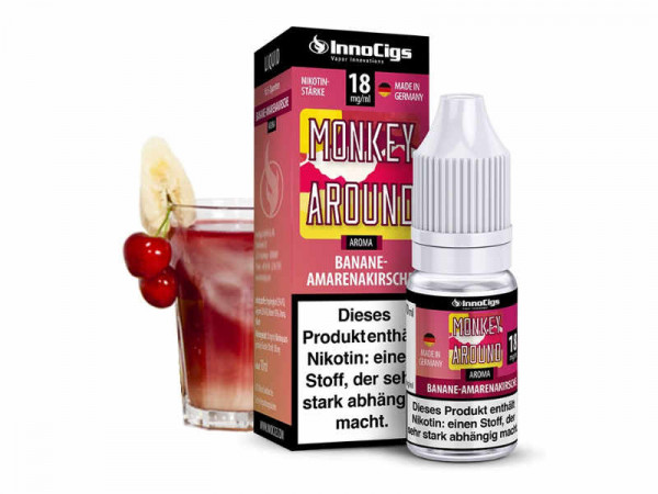 InnoCigs-Monkey-Around-Banane-Amarenakirsche-E-Liquid-10ml