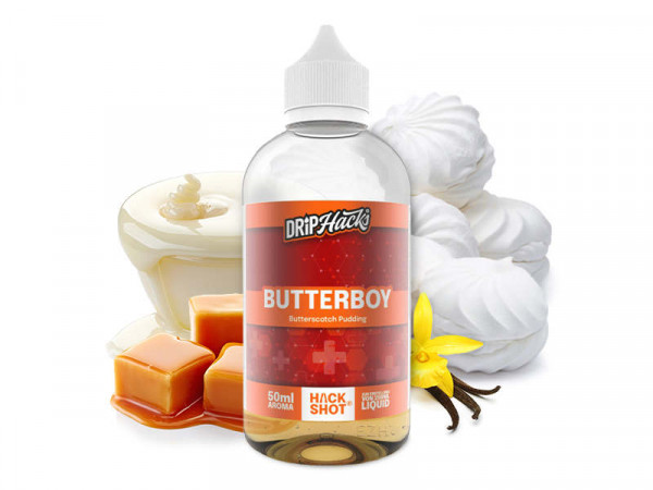DripHacks Butterboy Aroma 50ml