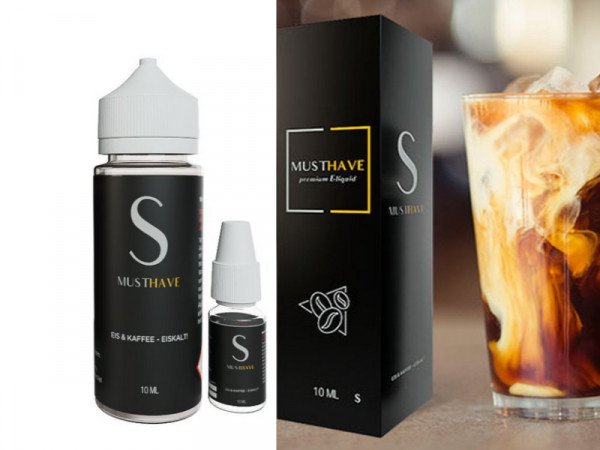 Must Have S Aroma 10 ml + 120 ml Chubby Gorilla Set