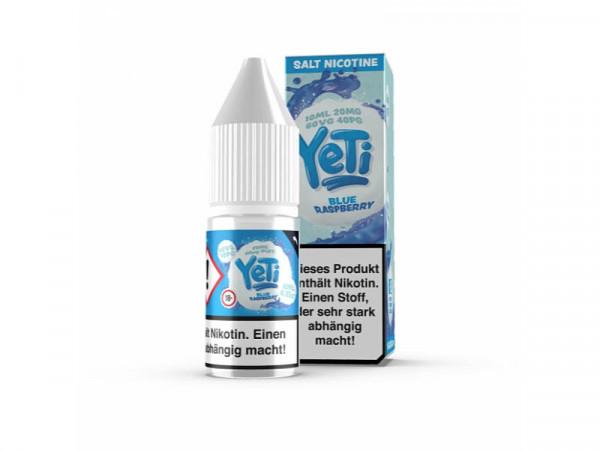 Yeti-Blue Raspberry-Nikotinsalz-Liquid-10ml-kaufen