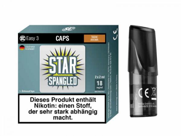 SC-Easy-3-Caps-Star Spangled-Tabak-2x2ml
