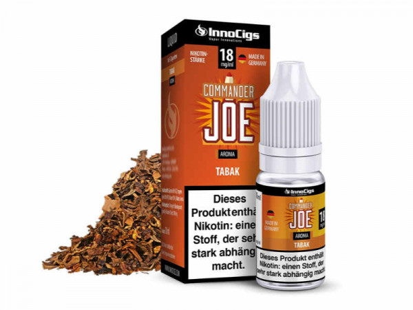 InnoCigs-Commander-Joe-Tabak-E-Liquid-10ml