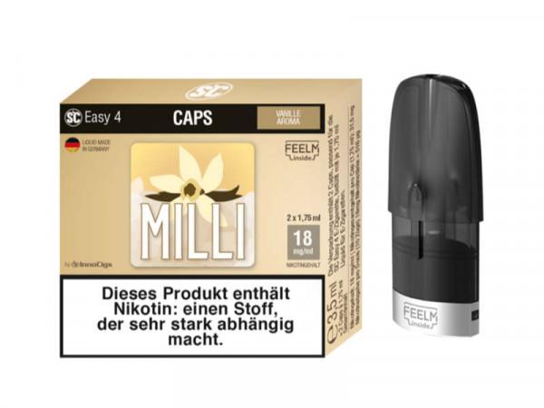 SC Easy 4 Caps Milli Vanille