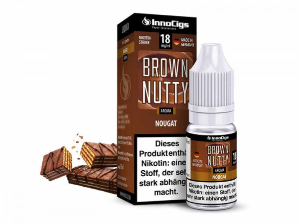 InnoCigs-Brown-Nutty-Nougat-E-Liquid-10ml