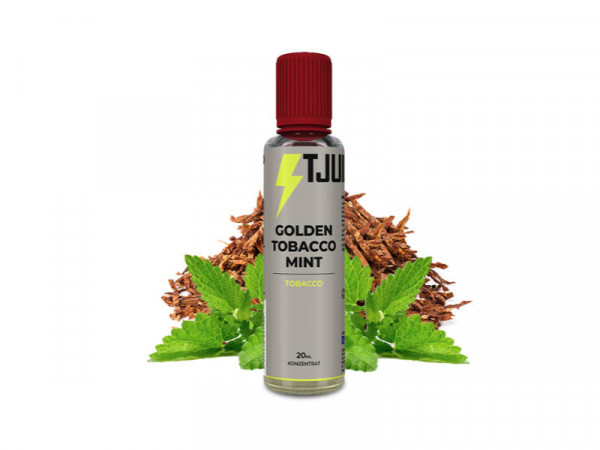 T-Juice-Tobacco-Golden-Tobacco-Mint-20-ml-Longfill-Aroma