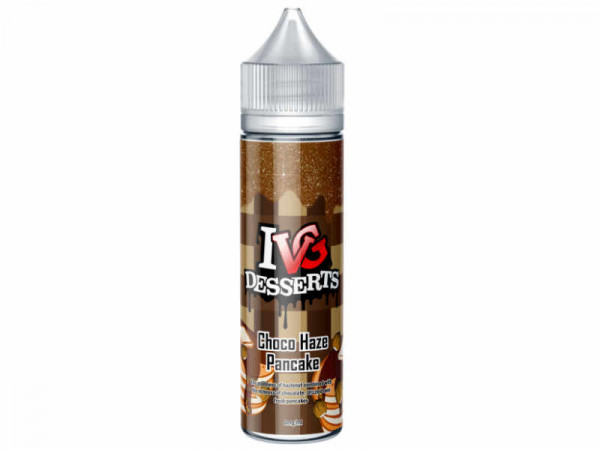 IVG-Desserts-Choco-Haze-Pancake-Shake-and-Vape-Liquid-50ml