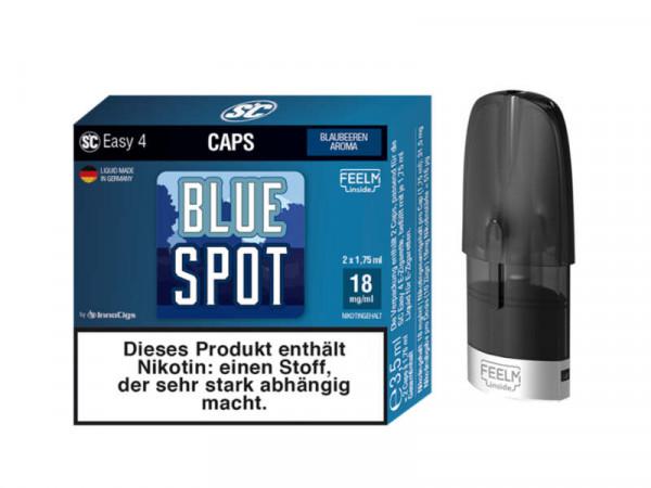 SC Easy 4 Caps Blue Spot Blaubeeren