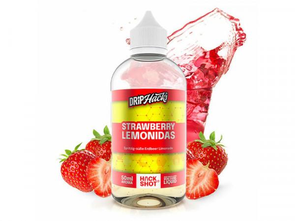 Drip Hacks Strawberry Lemonidas Aroma 50ml