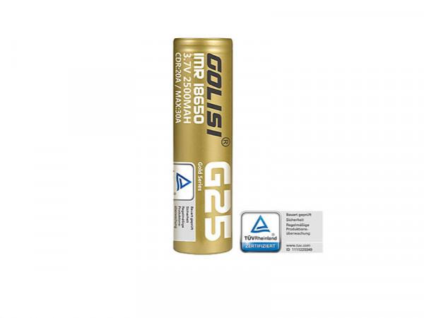 Golisi-G25-18650-2500mAh-20A-Lithiumionen-Akku-kaufen