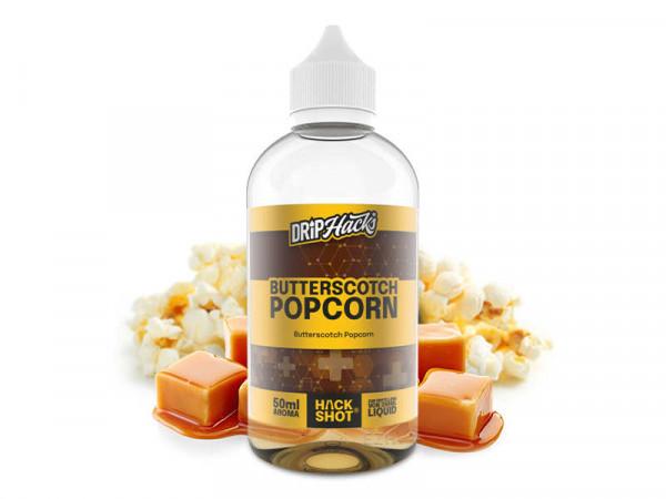 DripHacks Butterscotch Popcorn Aroma 50ml