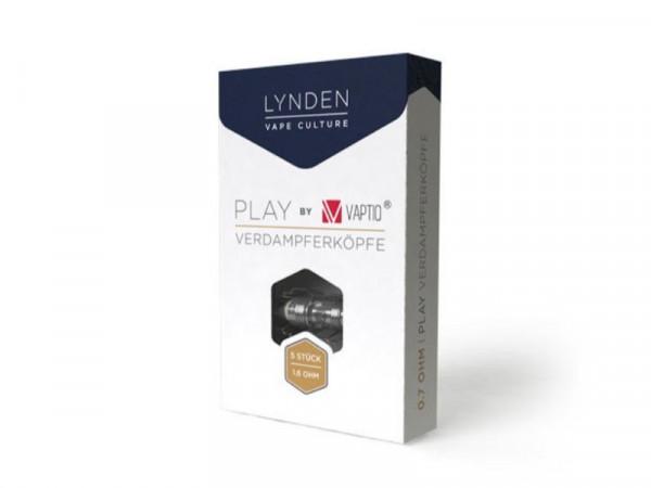 Lynden Play Coils Ersatzverdampfer