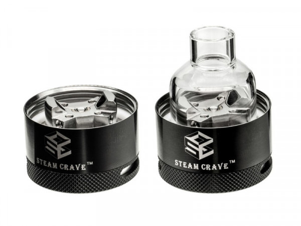 Steam Crave Glaz RTA 31 mm