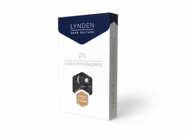 LYNDEN P1 Verdampfer