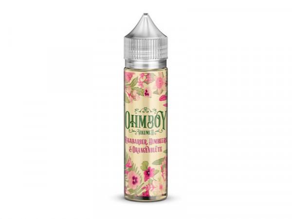 OhmBoy-Volume-II-Rhabarber-Himbeere&Orangenblüte-Shortfill-50ml-kaufen