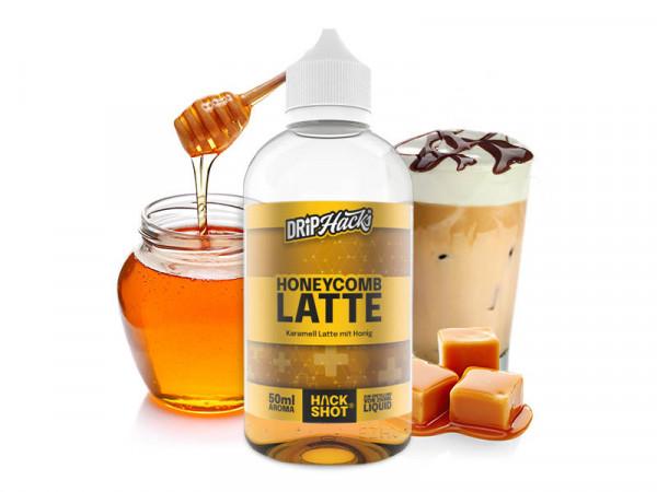 DripHacks Honeycomb Latte Aroma 50ml