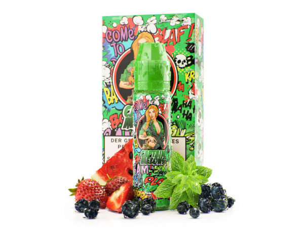 Avoria Shake & Vape Captain Melons Liquid