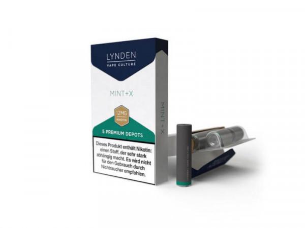 LYNDEN Depots Mint+X