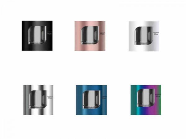Aspire PockeX Ersatzglas in 6 Farben